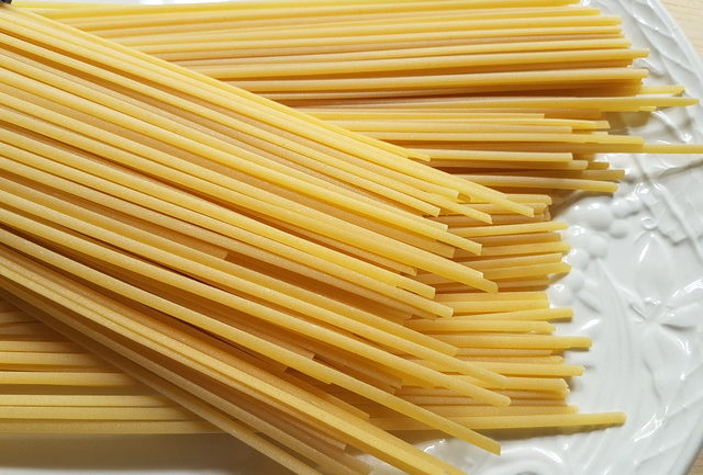 dried linguine pasta