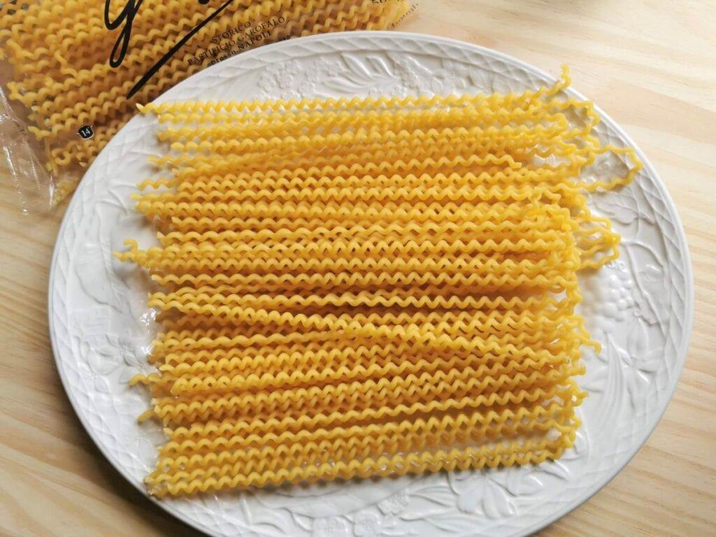 long fusilli pasta from Garofalo