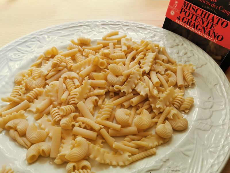pasta mista from Pastificio dei Campi