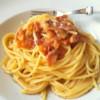 Spaghetti alla Carbonara; Recipe from Rome