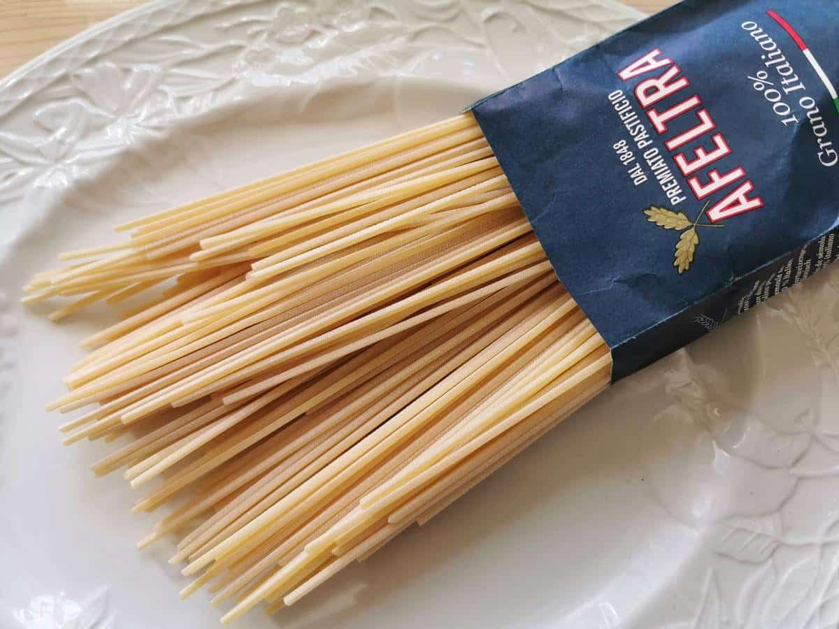 spaghetti alla chitarra from Afeltra