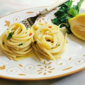 spaghetti alla colatura