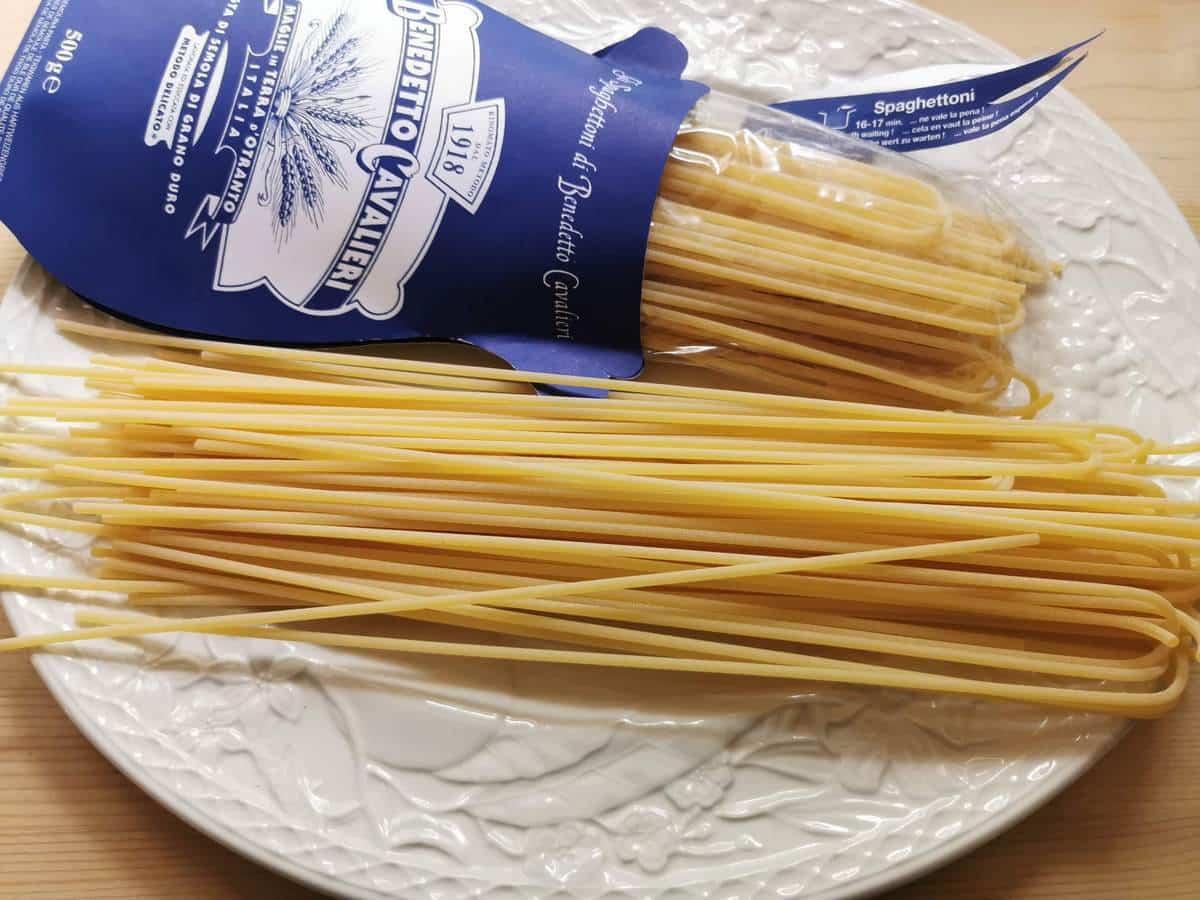 spaghettoni by Benedetto Cavalieri